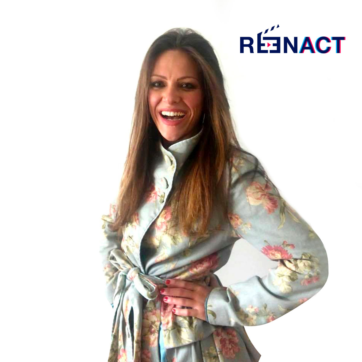 reenact